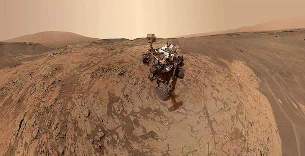 NASA invites US students to name Mars 2020 rover