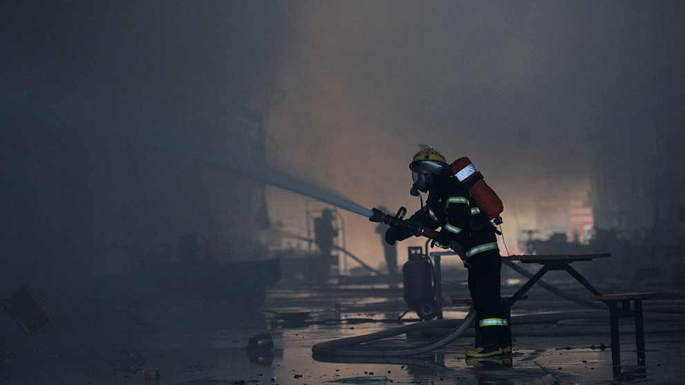 Fire kills six people in southern China's Guangdong