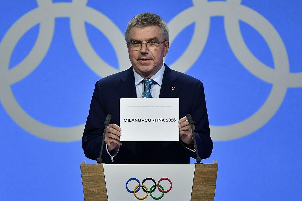 IOC changes Olympic bid process
