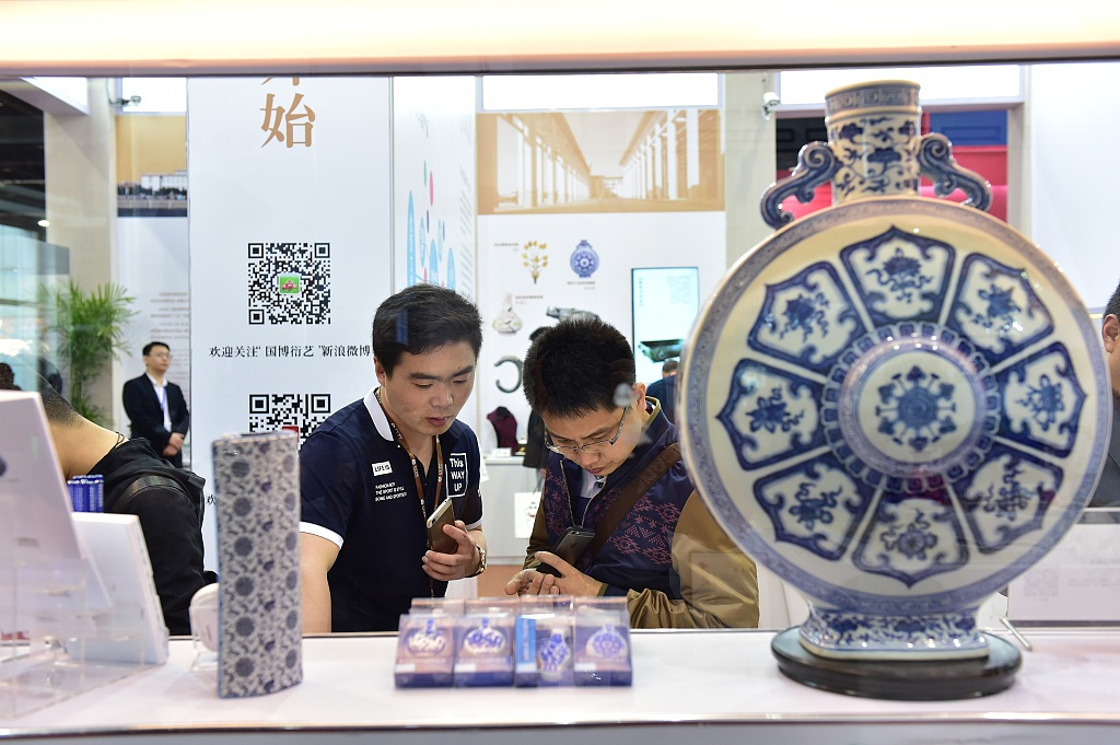 China sees growing export of cultural products