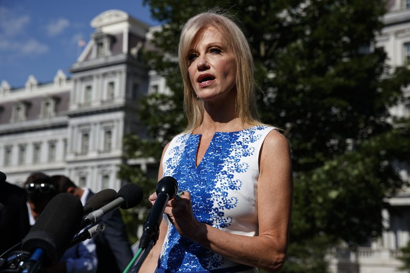 House oversight panel backs subpoena for WH counselor Conway