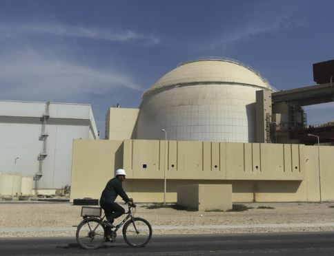 Envoy says EU resolutely committed to Iran nuclear deal