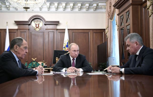 Russian upper house endorses INF Treaty suspension