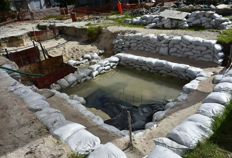 Graves of US WWII servicemen found on remote Pacific island