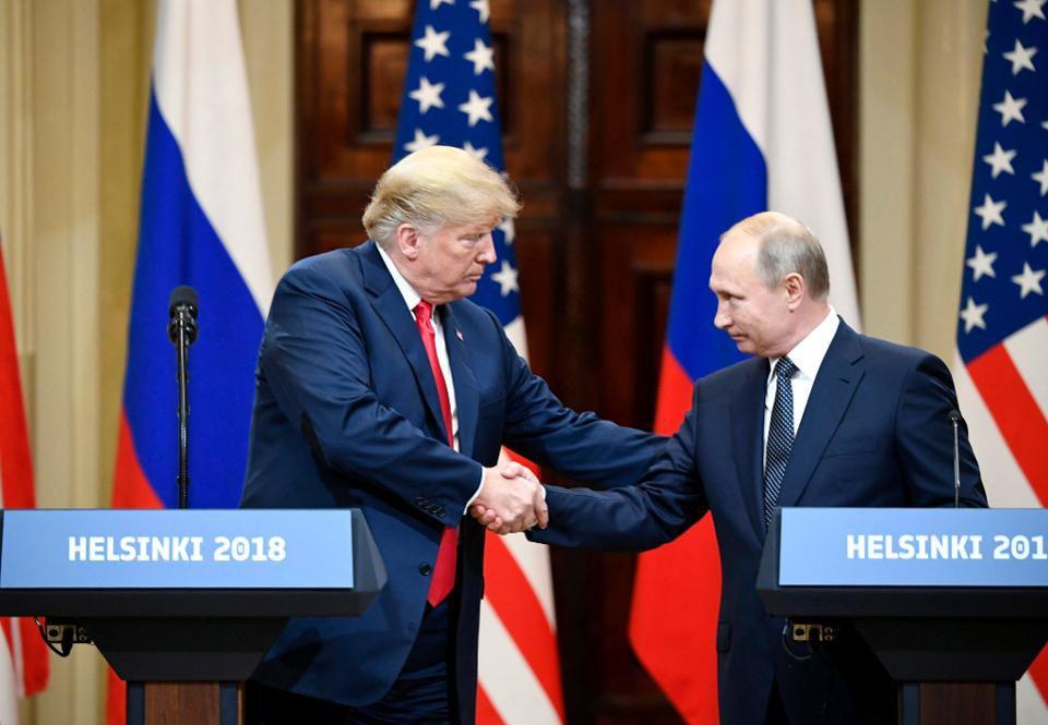 Putin, Trump to hold talks at G20 summit: Kremlin