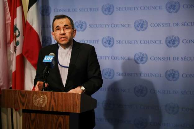 Iranian envoy says US withdrawal from JCPOA renders deal 'almost fully ineffective'