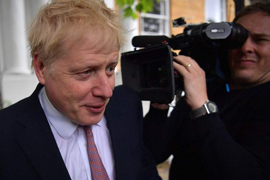 UK's Boris Johnson pledges post-Brexit migration controls