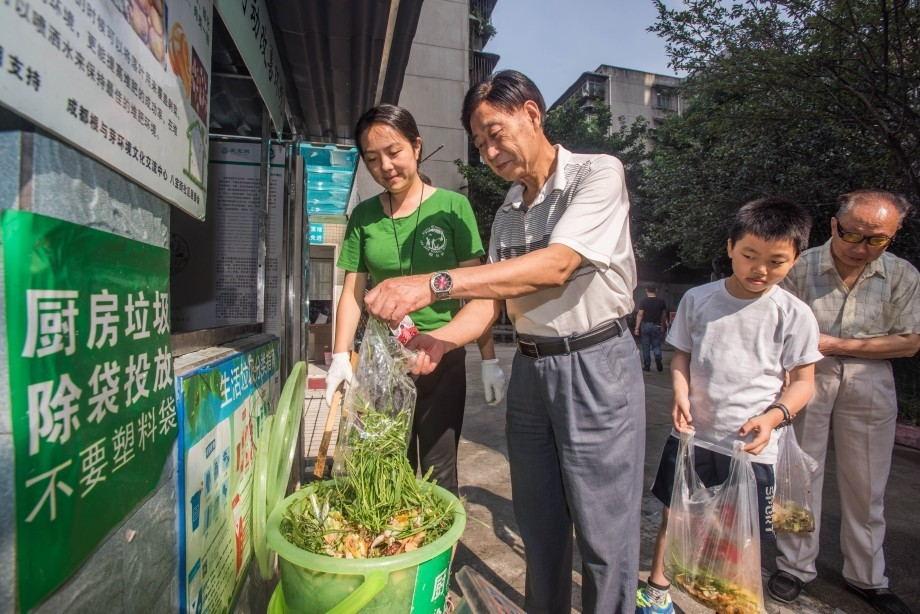 Govt mulls methods to promote waste-sorting agenda