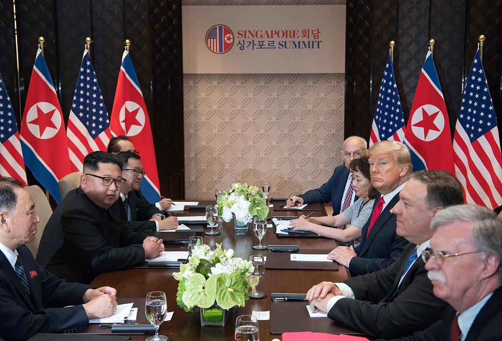"""DPRK urges Washington to present """"realistic proposal"""" for talks with Pyongyang"""