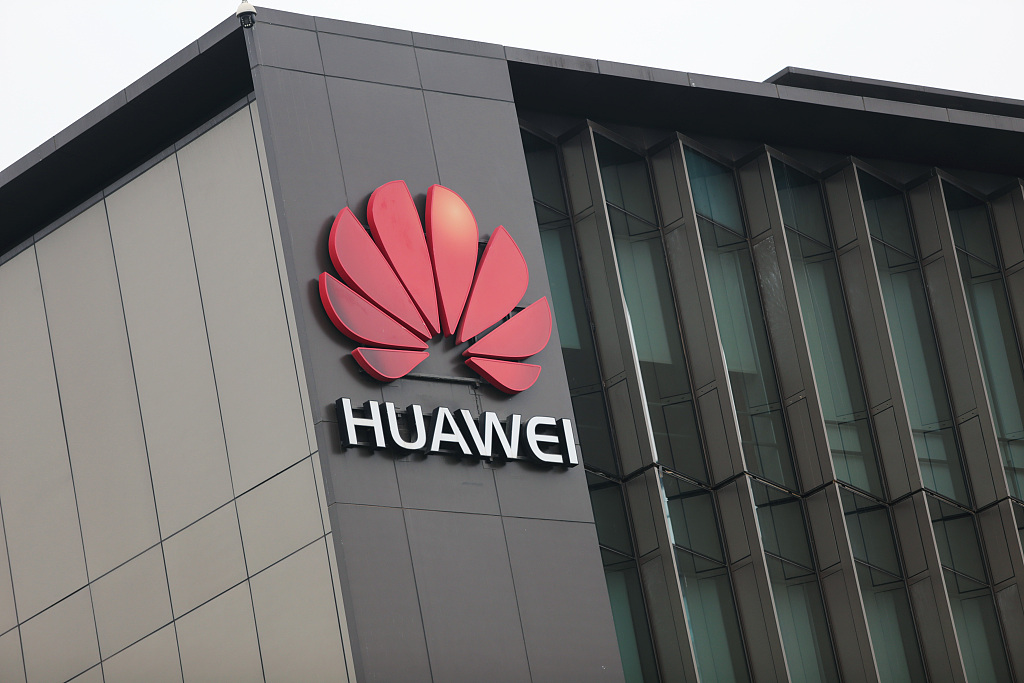 Huawei says owning over 80,000 patents worldwide