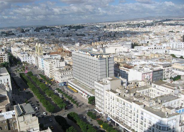 Suicide blast targets police on Tunisia capital's main avenue: police