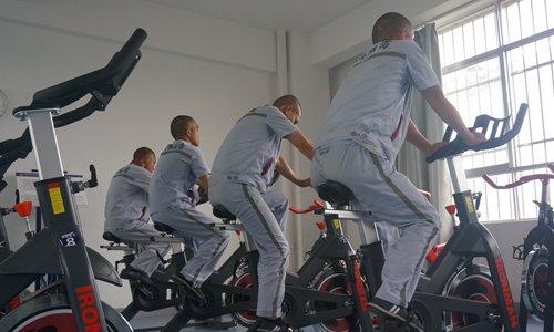 China applies latest technologies in drug rehabilitation facilities