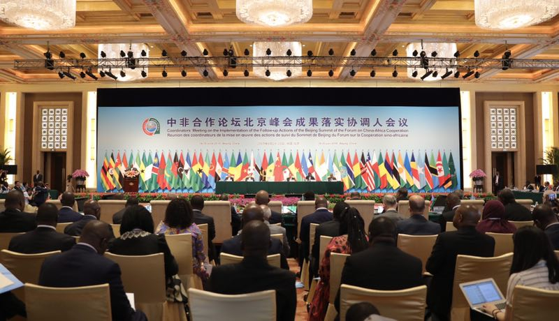 Namibia stands firm behind China's no interference approach