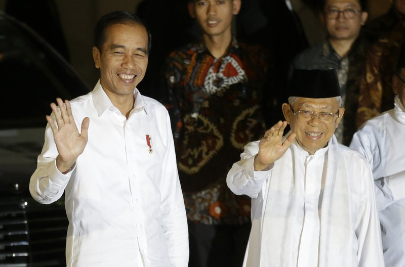 Widodo seals 2nd term as Indonesia leader after court battle