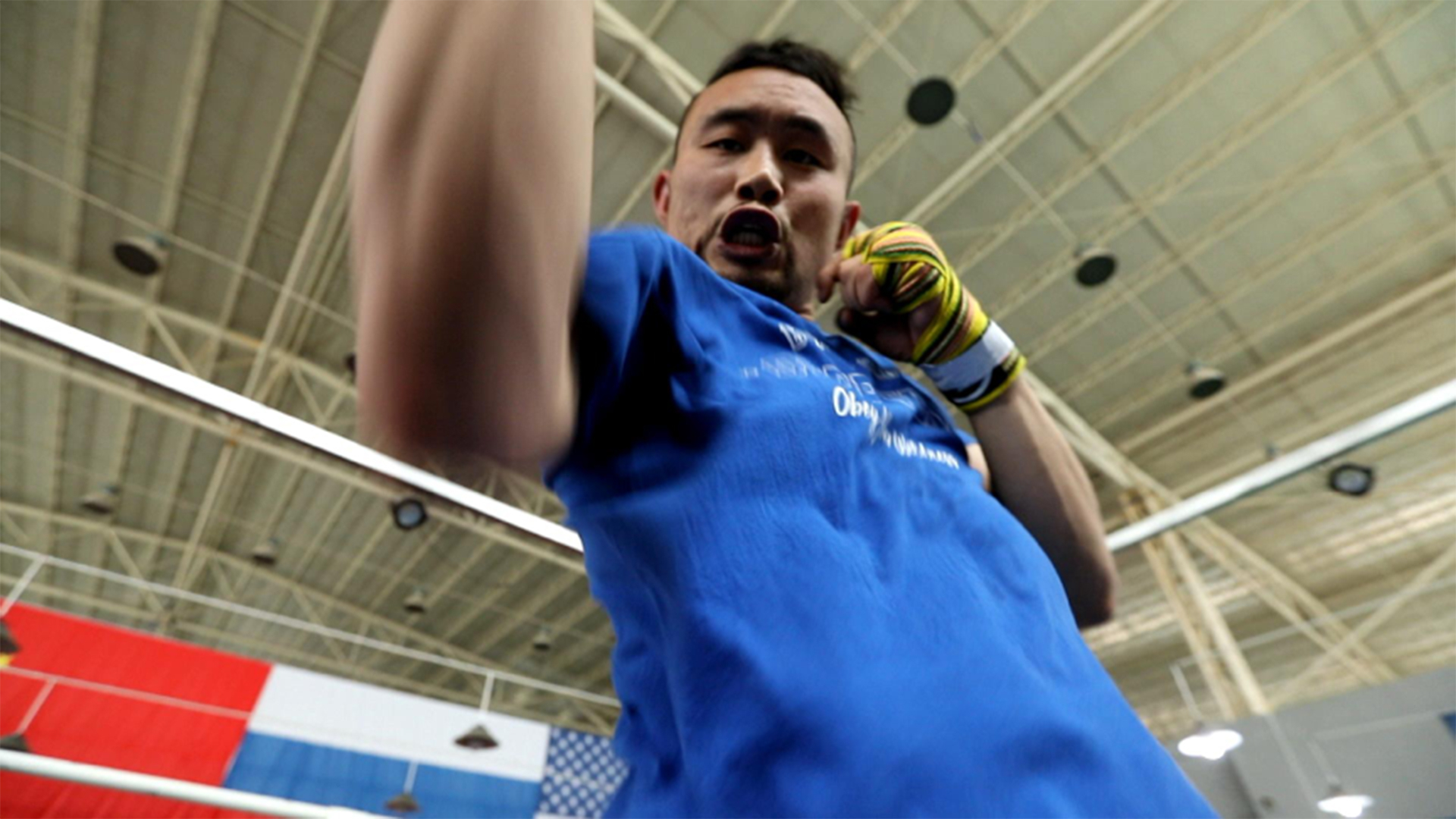 Chinese boxing champion struggles at a crossroads