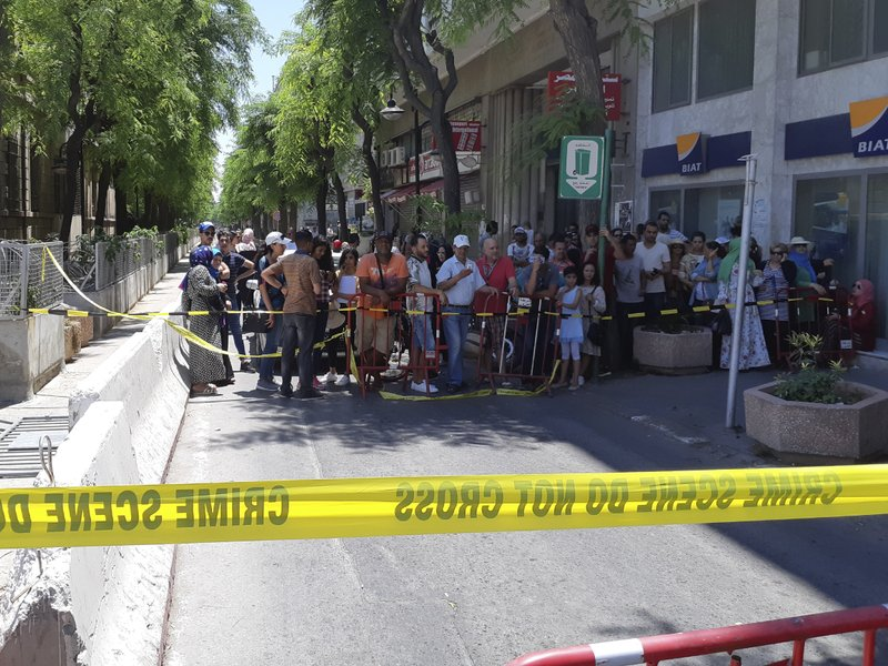 IS claims responsibility for attacks in Tunisia