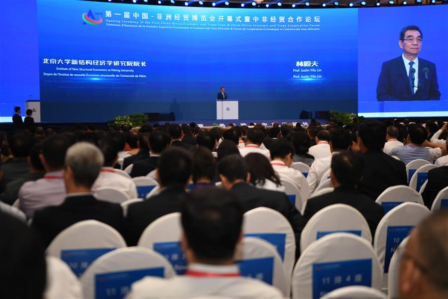 First China-Africa trade expo to forge closer economic partnership