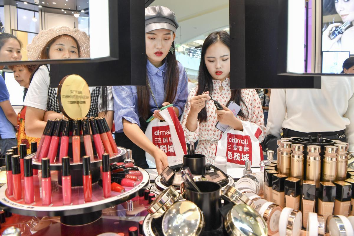 Expert: Chinese consumers to drive future global growth