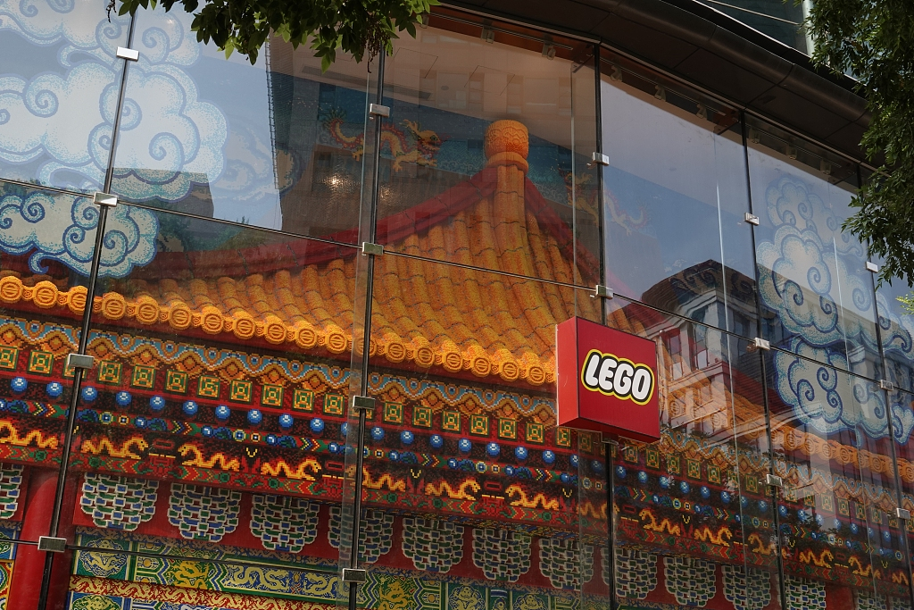 Lego parent buys Merlin for 6.35 bln USD