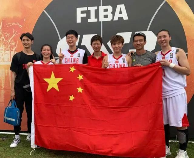 3x3 basketball fever sweeps China