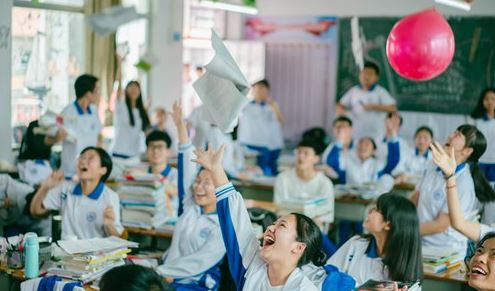 'Gaokao factory' denies flaunting exam results