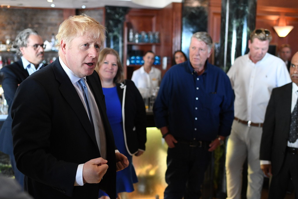 Johnson says no-deal Brexit 'a million-to-one' chance