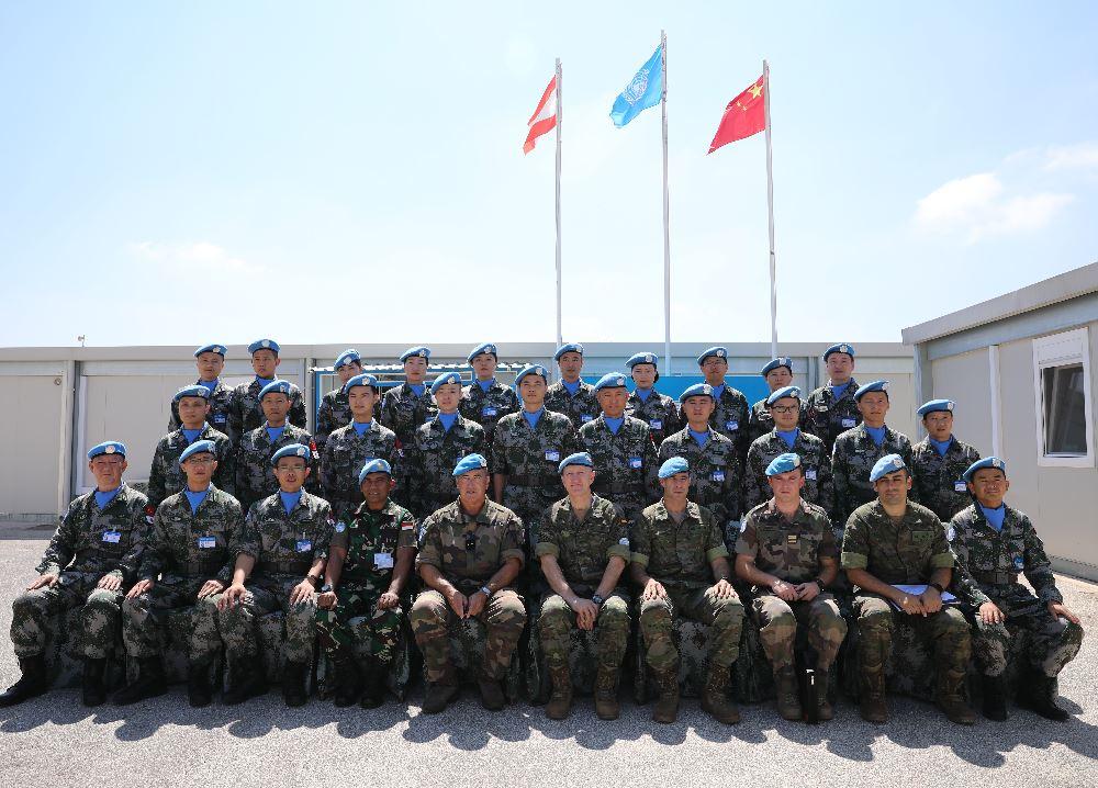 UNIFIL leader praises Chinese peacekeeping hospital