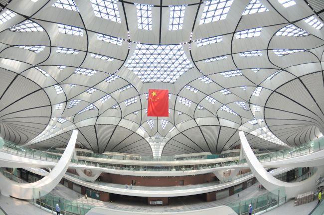 Pivotal airport opens up Beijing's horizon