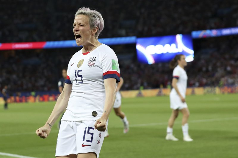 US beats France at Women's World Cup
