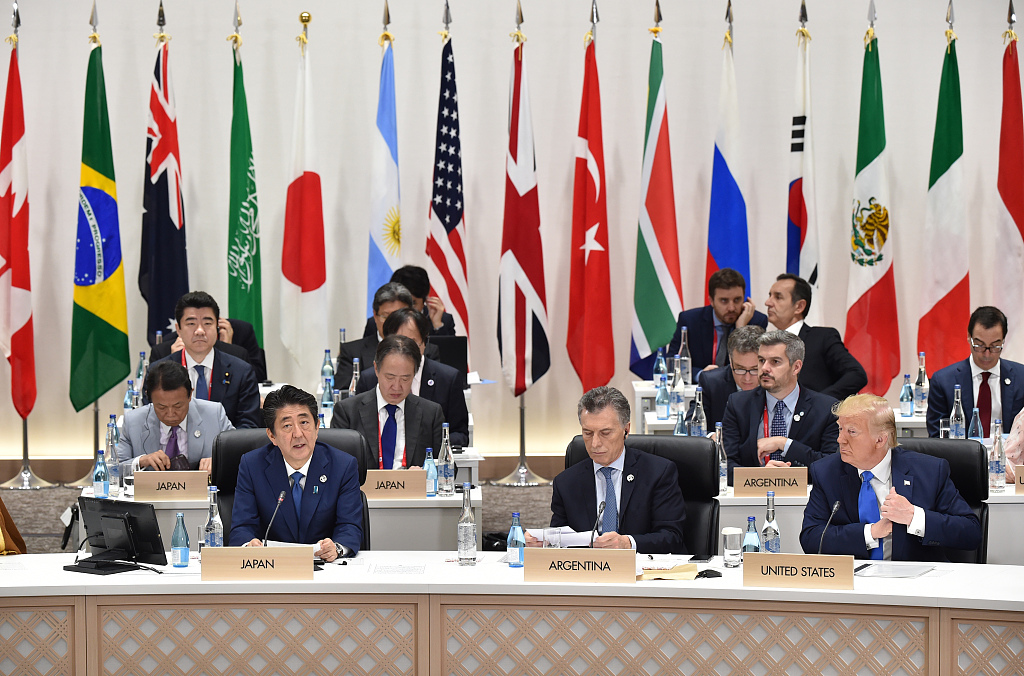G20 leaders vow to realize free, fair trade and investment environment