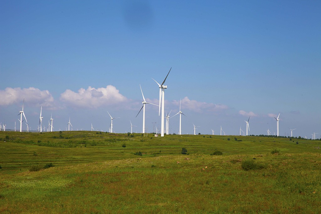Renewable energy accounts for 38.4 pct of China's power capacity