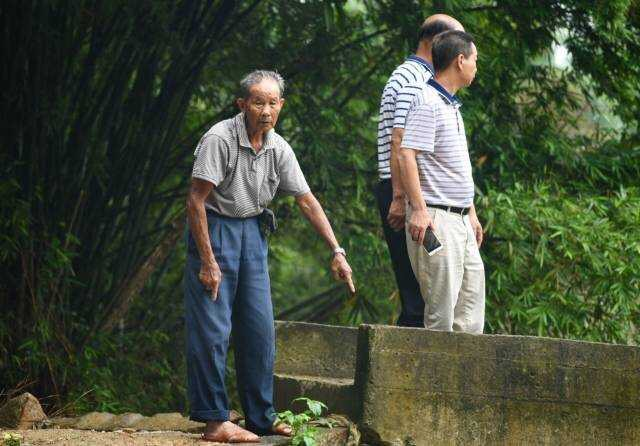 81-year-old man jumps into river to save boy's life