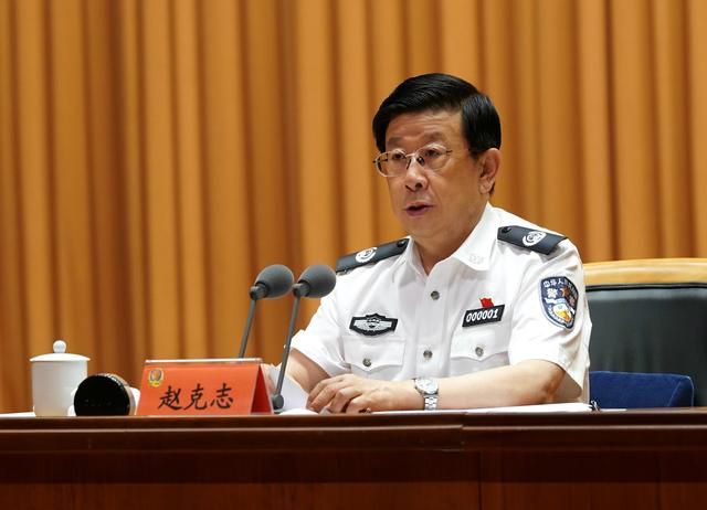 Police chief stresses security, stability in 70th anniversary of PRC