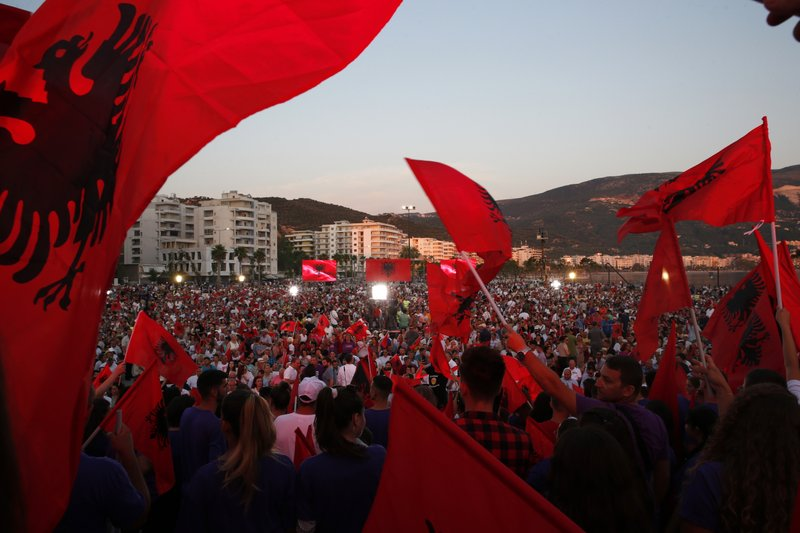 Sudden importance of Albania's local elections