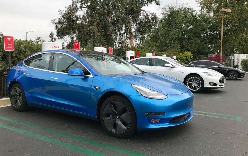 Tesla says defective battery module likely caused car fire in Shanghai