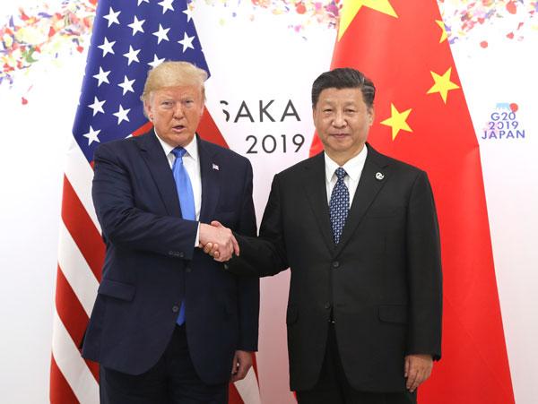 Xi-Trump meeting puts focus back on dialogue