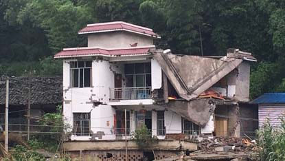 Expert: Quakes in SW China linked with deadly tremor in 2008