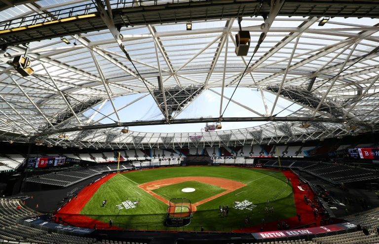 Yankees, Red Sox ready to make history in London