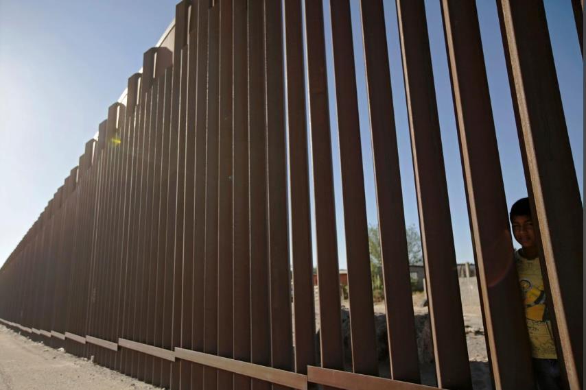Trump appeals US judge's border wall funding ruling
