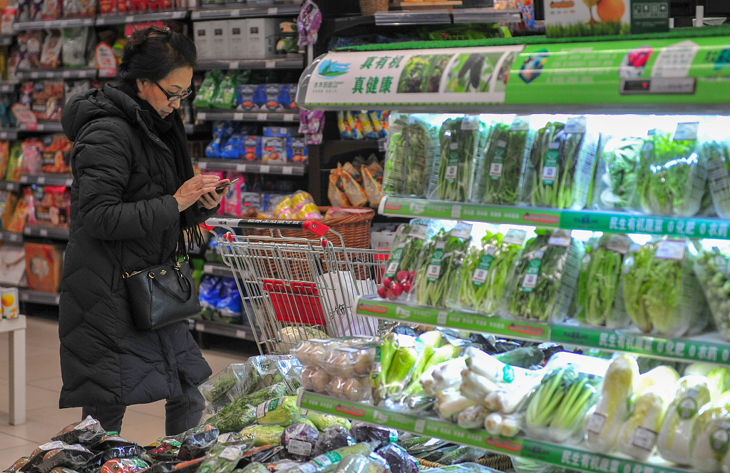Consumption continues to grow in rural China