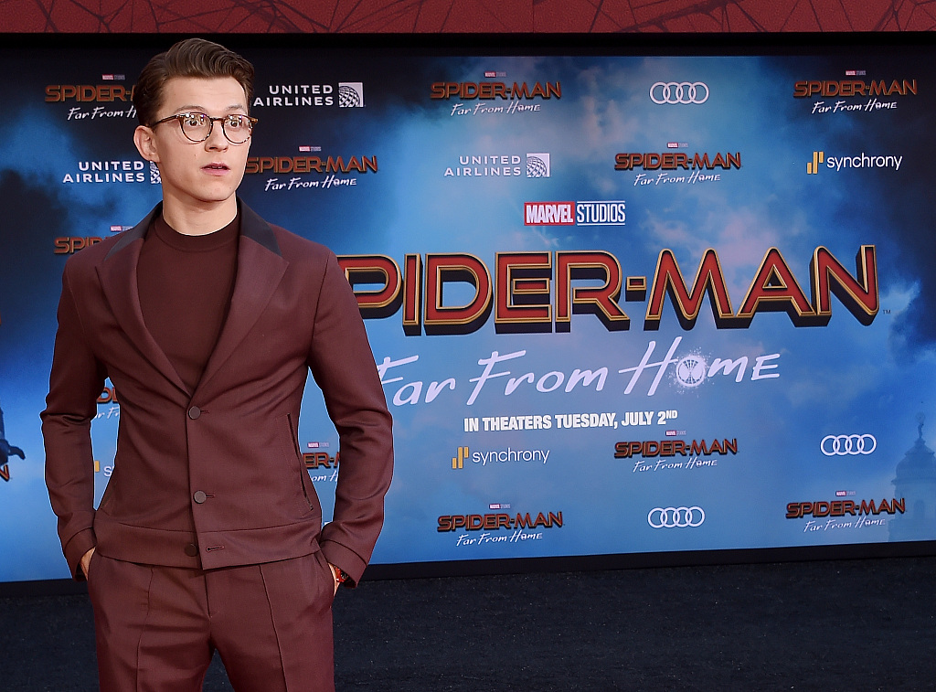 'Spider-Man: Far from Home' tops Chinese mainland box office
