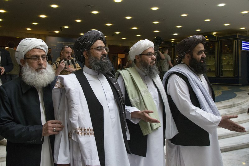 Afghan Taliban say latest talks with US are 'critical'