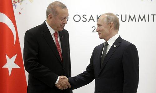 No delays in Russian S-400 missiles delivery to Turkey: Erdogan
