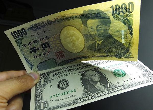 Dollar changes hands in lower 108 yen range in early trade in Tokyo