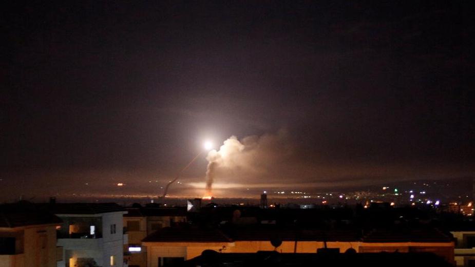 Syrian state media: Israeli missile strike kills four civilians