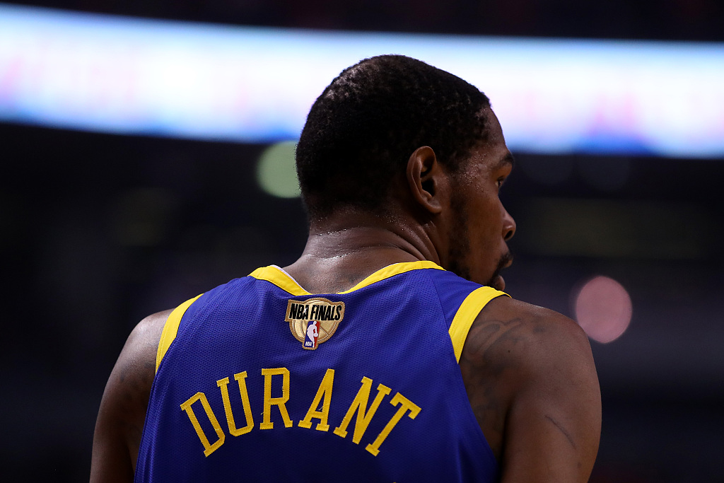 NBA star Kevin Durant announces shock move to join Nets, Lillard gets Supermax deal