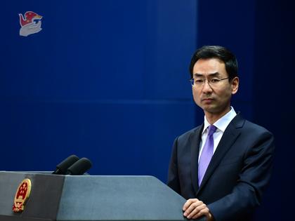 China says UK has no responsibility for Hong Kong now