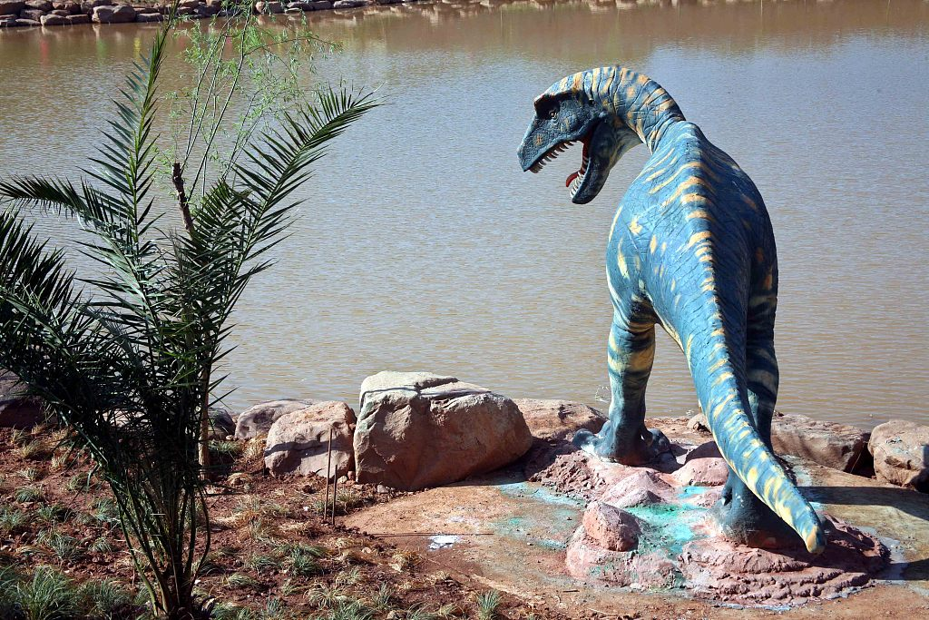 China's 'Jurassic Park': Yunnan bets on dinosaurs to power local tourism