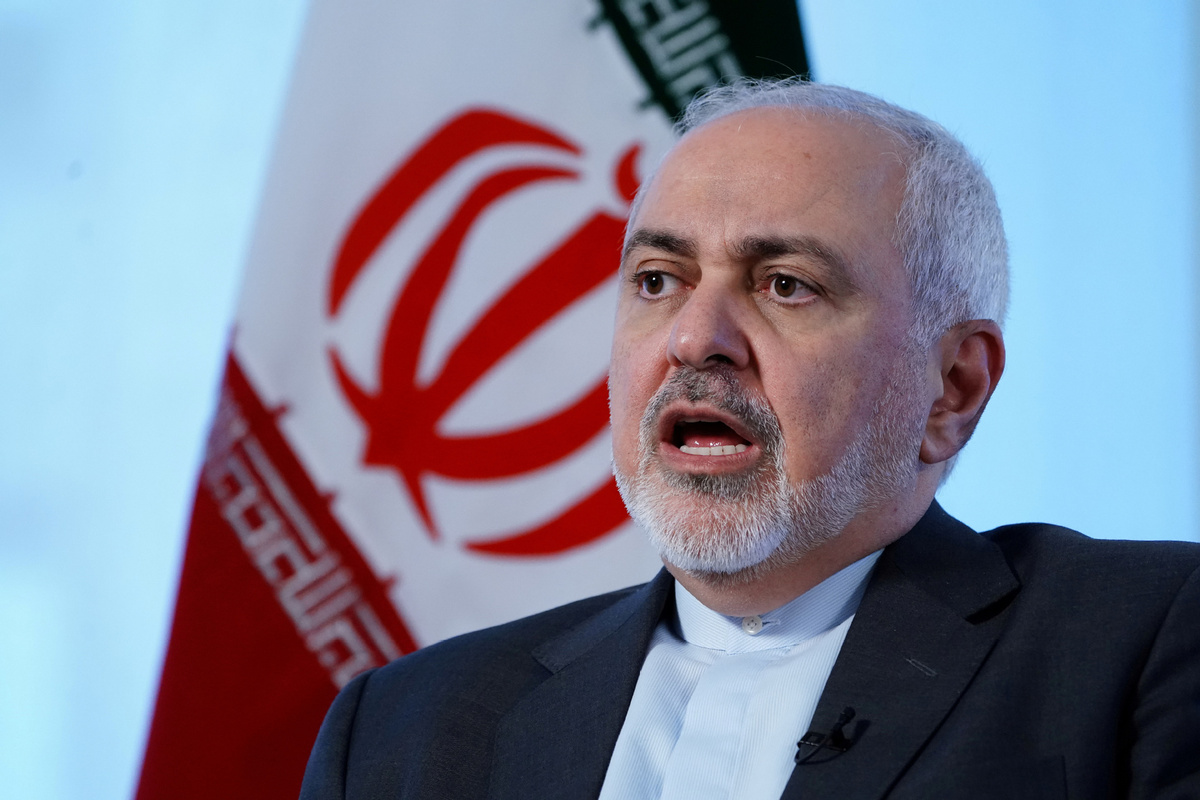 Iran's FM urges removal of USD from foreign trade