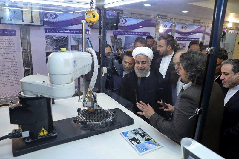 Iran says low-grade enriched uranium stockpile exceeds 300 kg